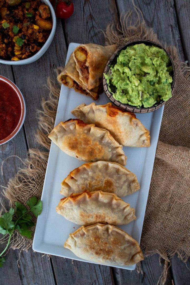 Black Bean Empanada – Puerto RicanStyle